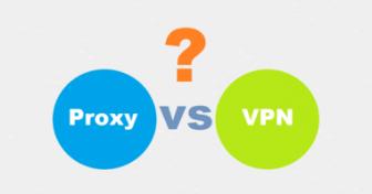 Rozdíly mezi Proxy a VPN