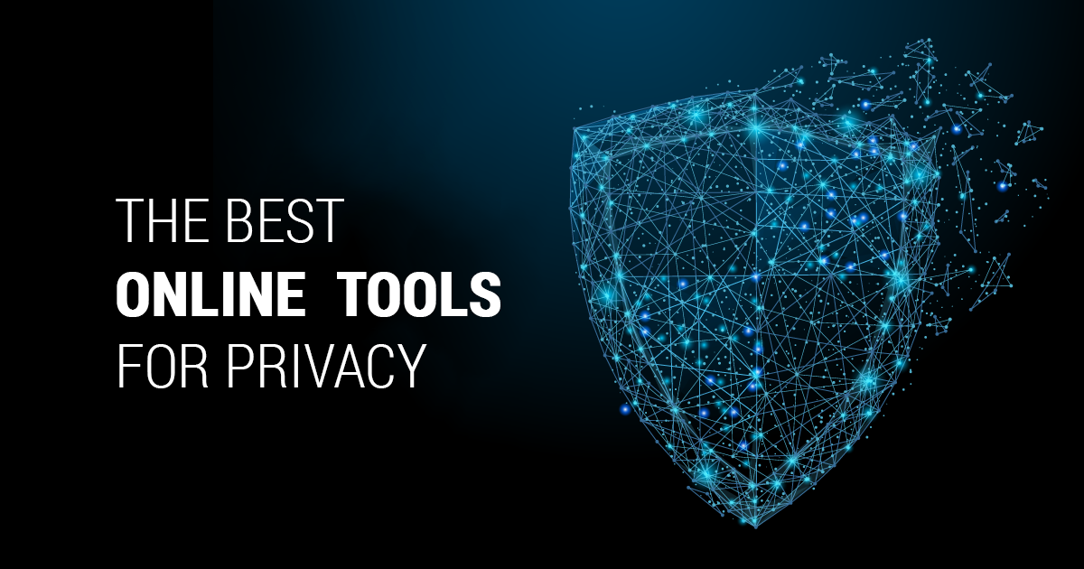 17 bezplatných online nástrojů pro ochranu soukromí