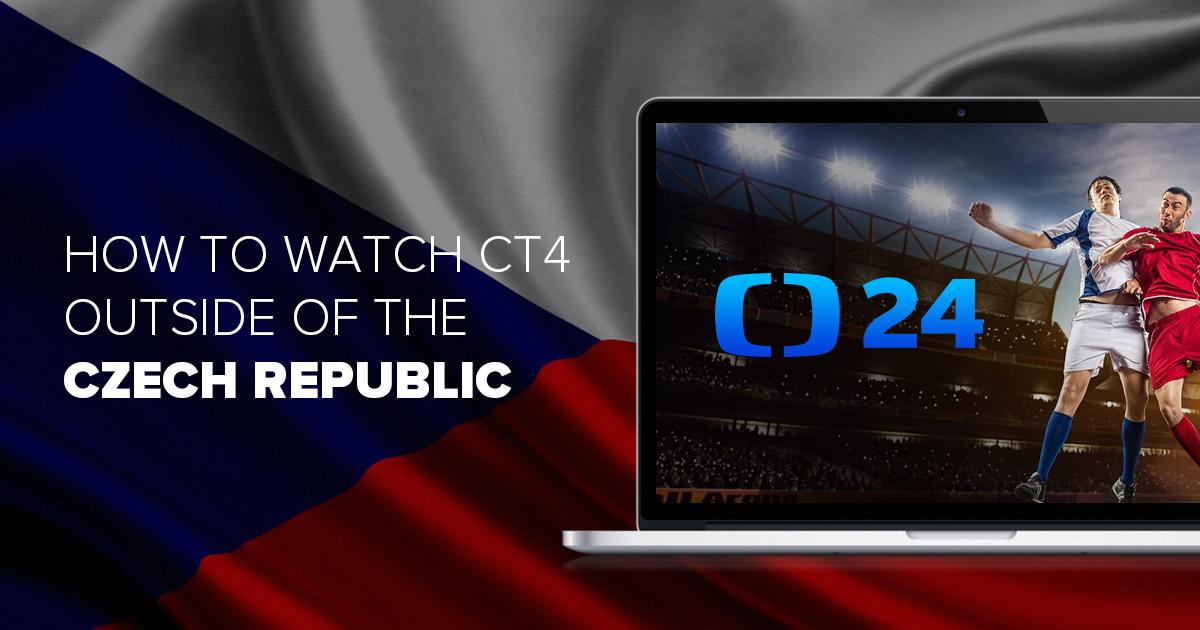 Jak sledovat ČT Sport mimo Českou republiku