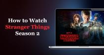 Jak sledovat druhou sérii Stranger Things kdekoliv