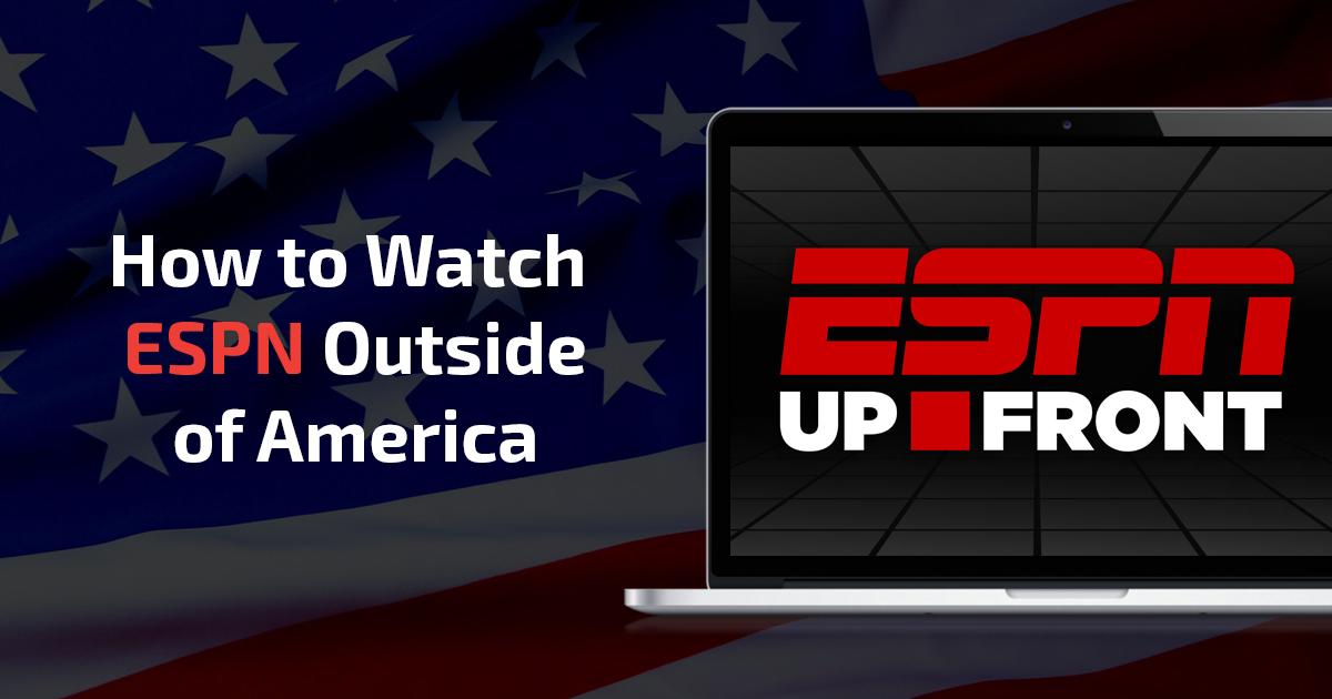 Jak sledovat ESPN mimo USA