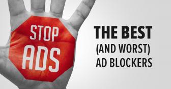 Nejlepší (a nejhorší) blokátory reklam AKTUALIZOVÁNO