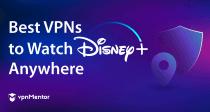 2 nej VPN ke sledování Disney+ z Česka (2021)