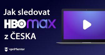 Jak začít sledovat HBO Max z Česka za 2 minuty (2021)